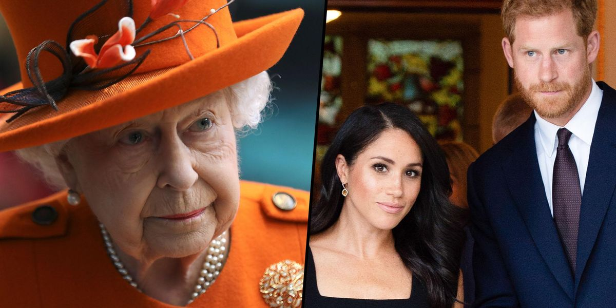 Meghan Markle Branded 'Rude' by Naming Daughter 'Lilibet' After 'Hurt' Queen