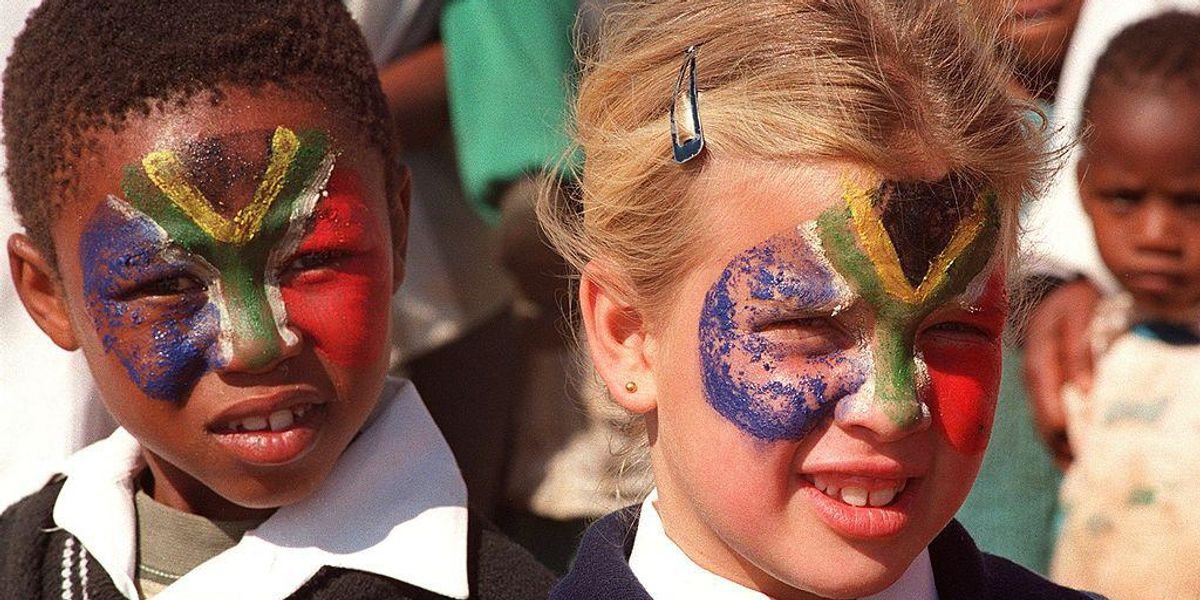 Racism Continues To Rear Its Ugly Head At A South African School