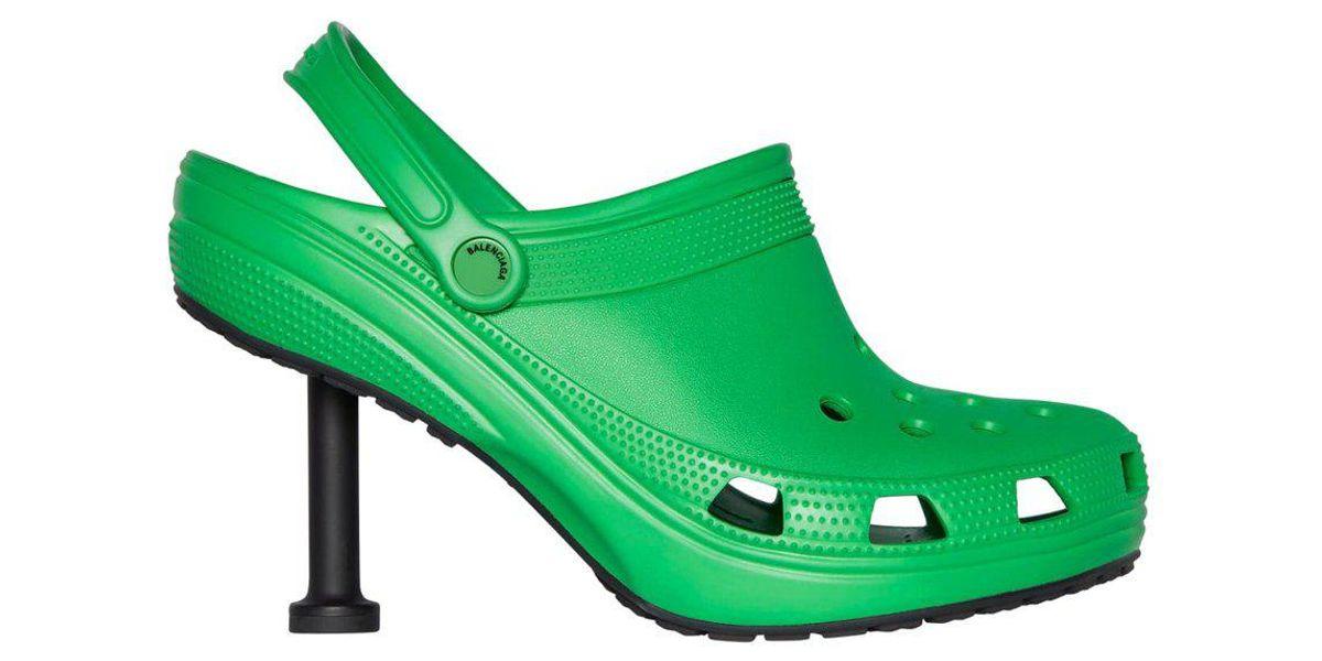 Balenciaga and Crocs Are Back at it Again