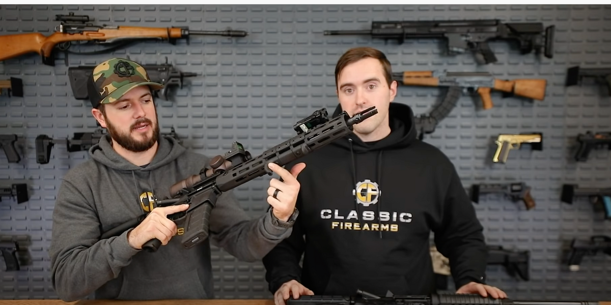 Federal Judge Who Overturned California's Assault Weapons Ban More Bonkers Than You Might Imagine