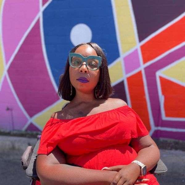 Andraéa LaVant Is an Inclusion Consultant With Style