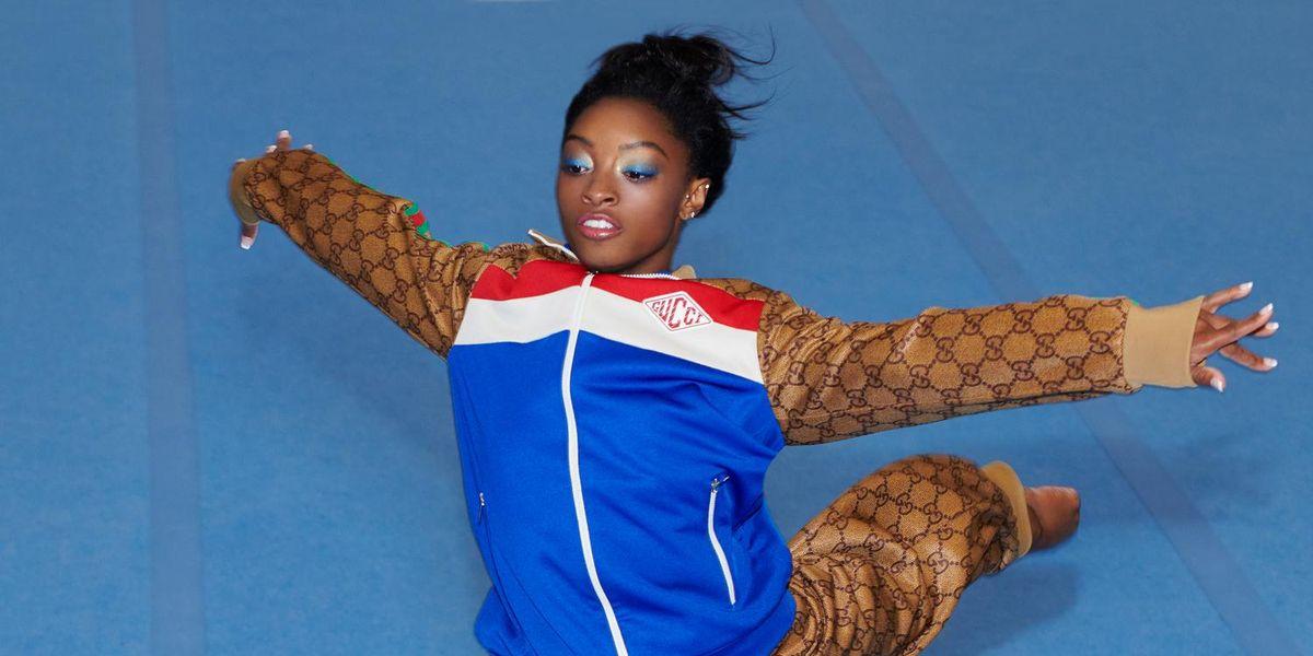 Simone Biles Makes History, Again