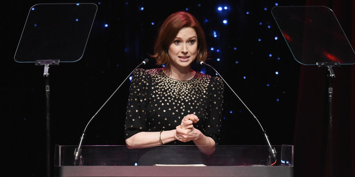 Ellie Kemper Addresses Participation in Allegedly Racist Ball