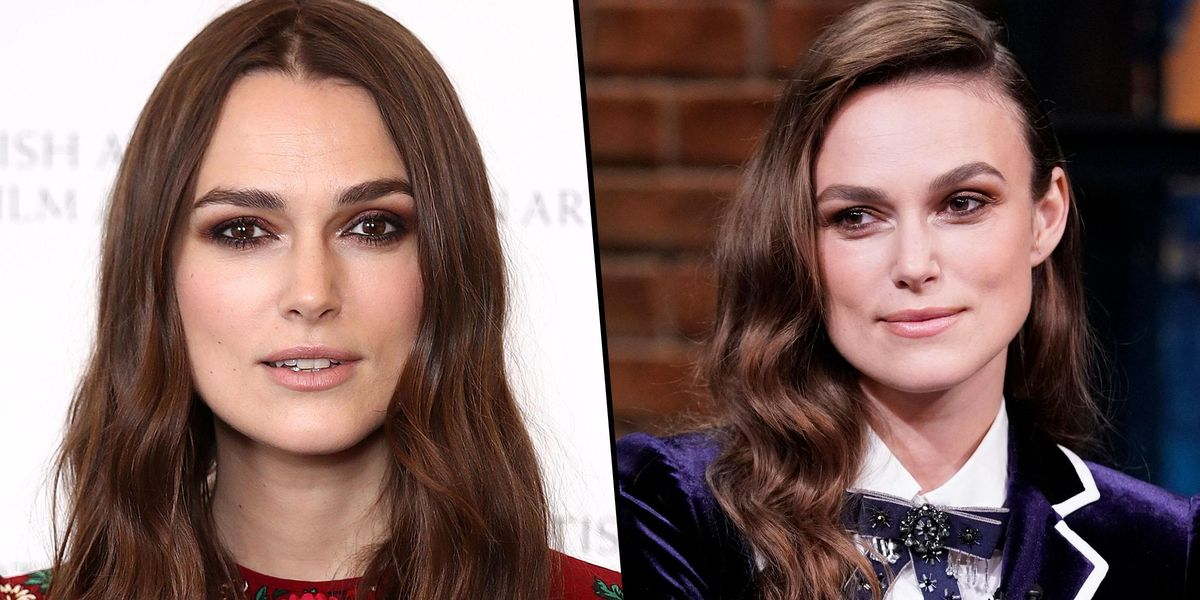 Keira Knightley Says Every Woman She Knows Has Been Harassed