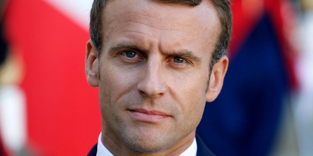 French President Macron Slapped in the Face While Meeting Crowds