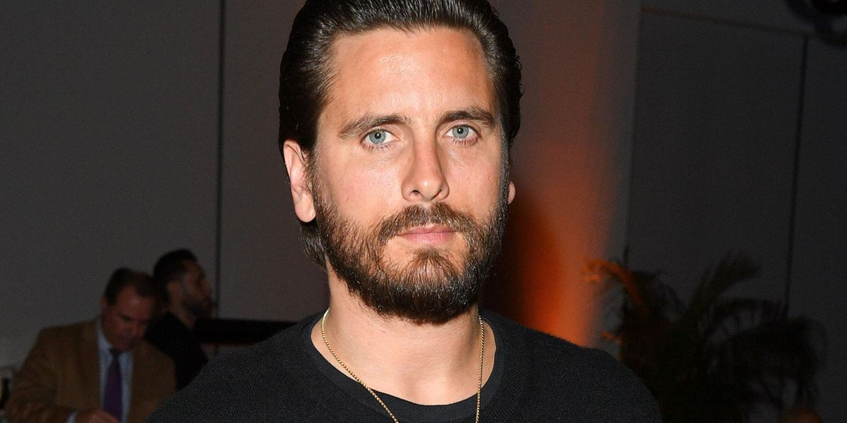 Scott Disick Slammed for Sharing 'Inappropriate' Picture of His Girlfriend Amelia Hamlin