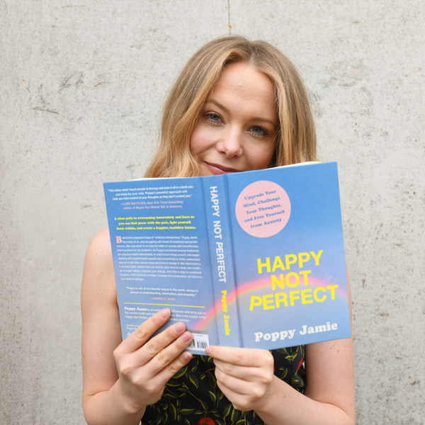 How Poppy Jamie Built a Mental Health Empire