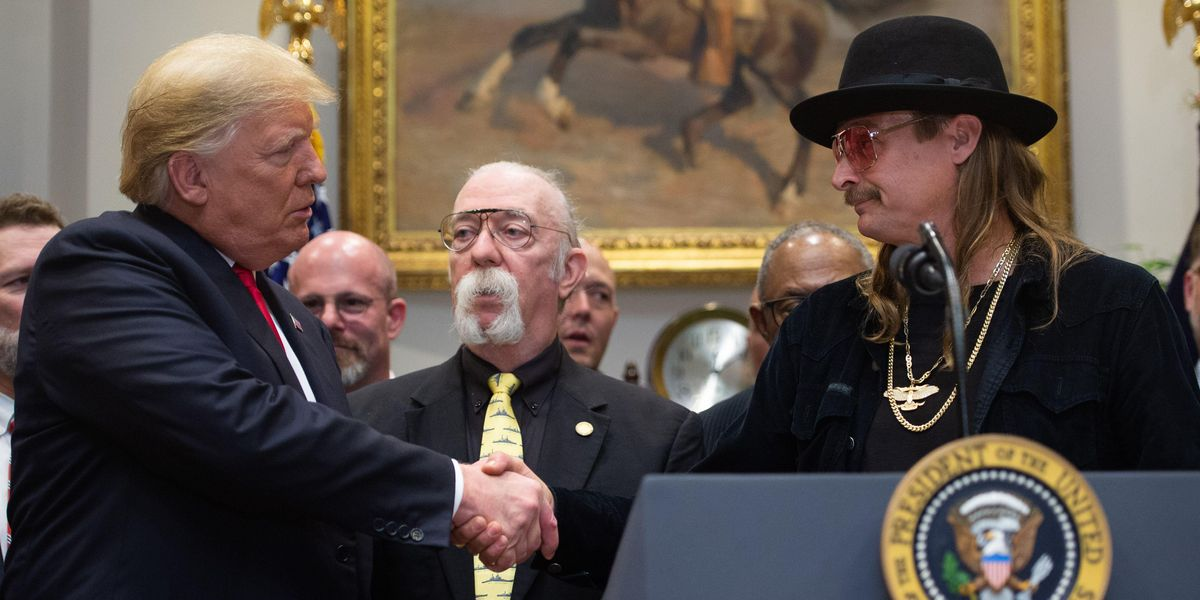 The Worst Things Kid Rock Has Done