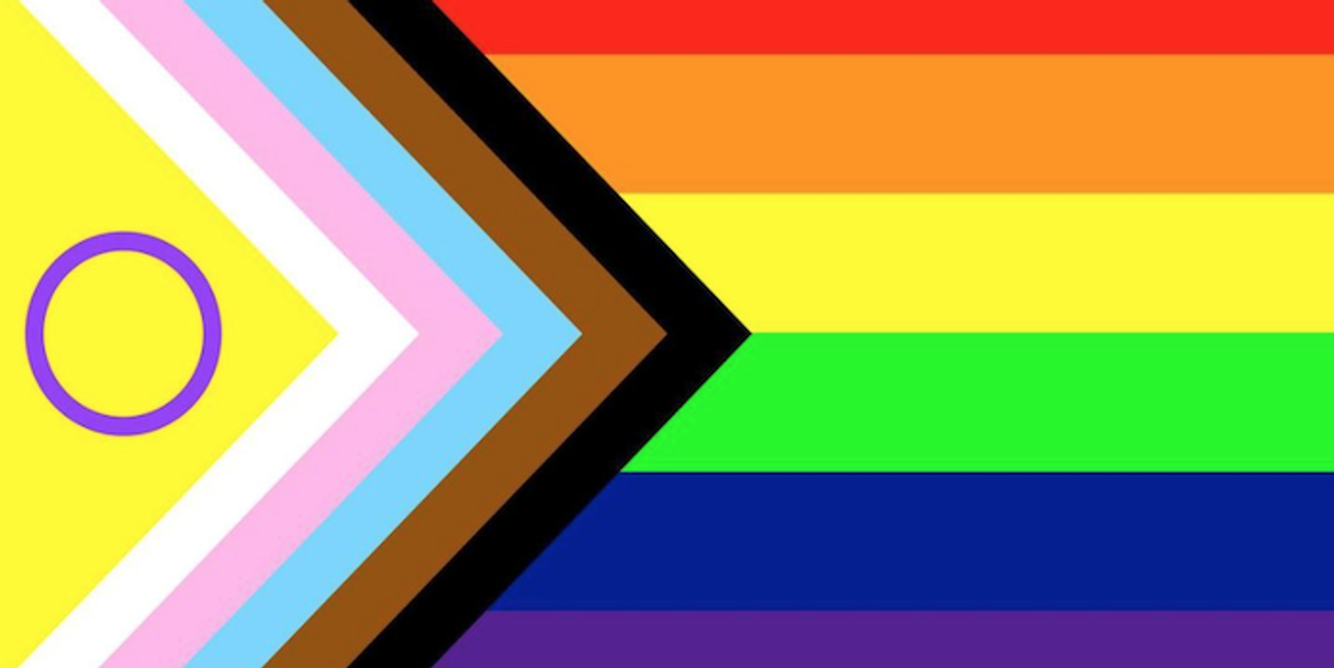 The Pride Flag Gets an Intersex-Inclusive Update