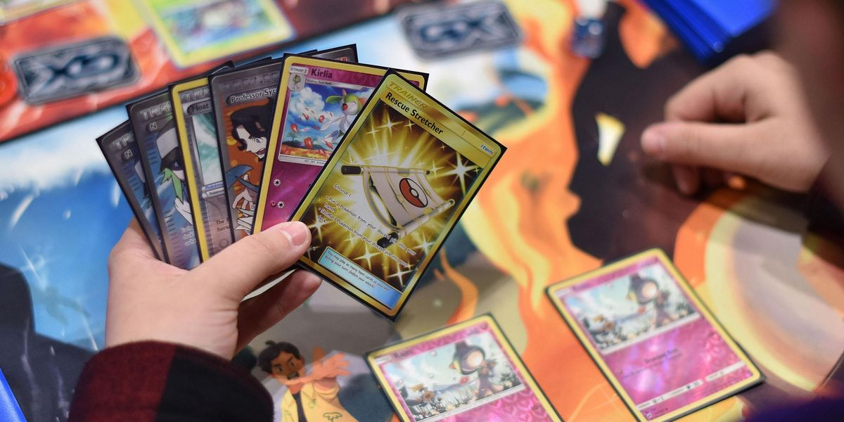 8-Year-Old Boy Sells His Pokemon Card Collection To Pay for His Sick Dog's $700 Treatment