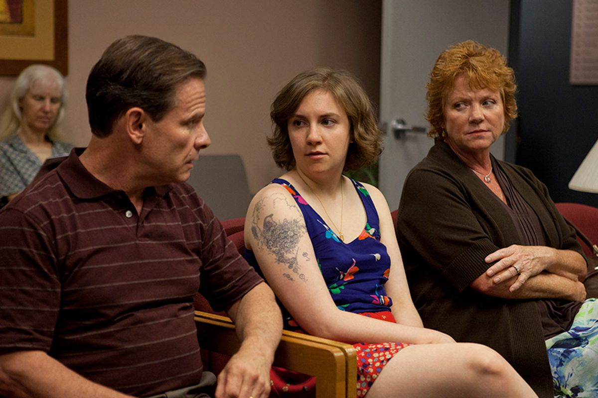 Here's The Mom-ed Up Trailer For The New Season Of Girls