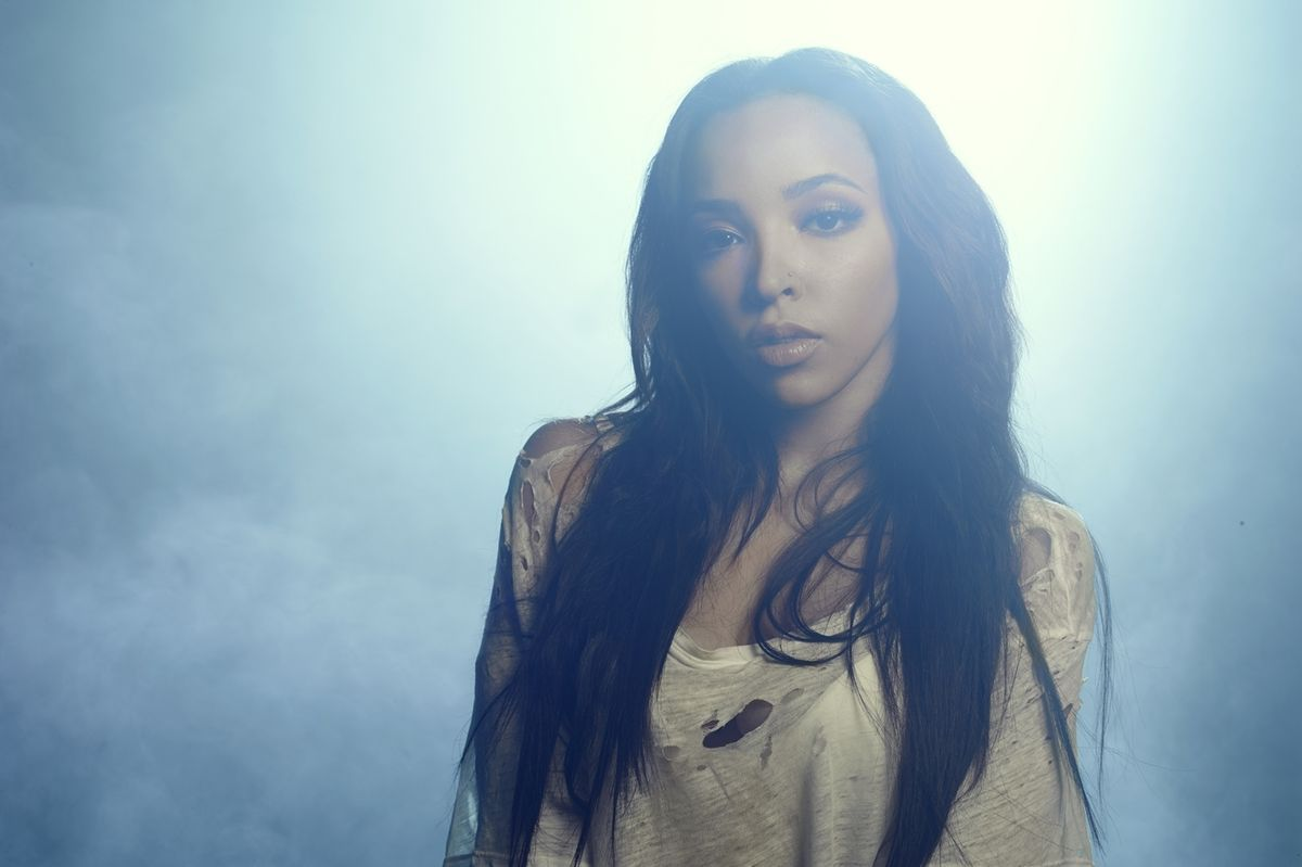 """Watch Tinashe and You-Know-Who's Video Game-Inspired Video For """"Player"""""""