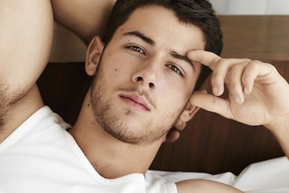 Just So You Know, Fanfic About Nick Jonas' Diabetes Exists