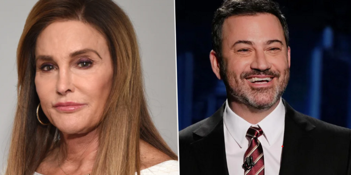 Caitlyn Jenner Hits Back at Jimmy Kimmel After He Calls Her 'Trump in a Wig'