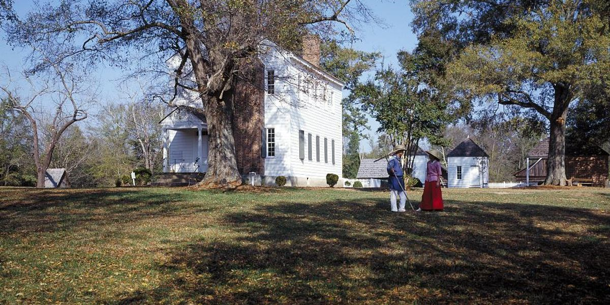 NC Plantation's 'But How Did Emancipation Hurt White People?' Juneteenth Event Canceled
