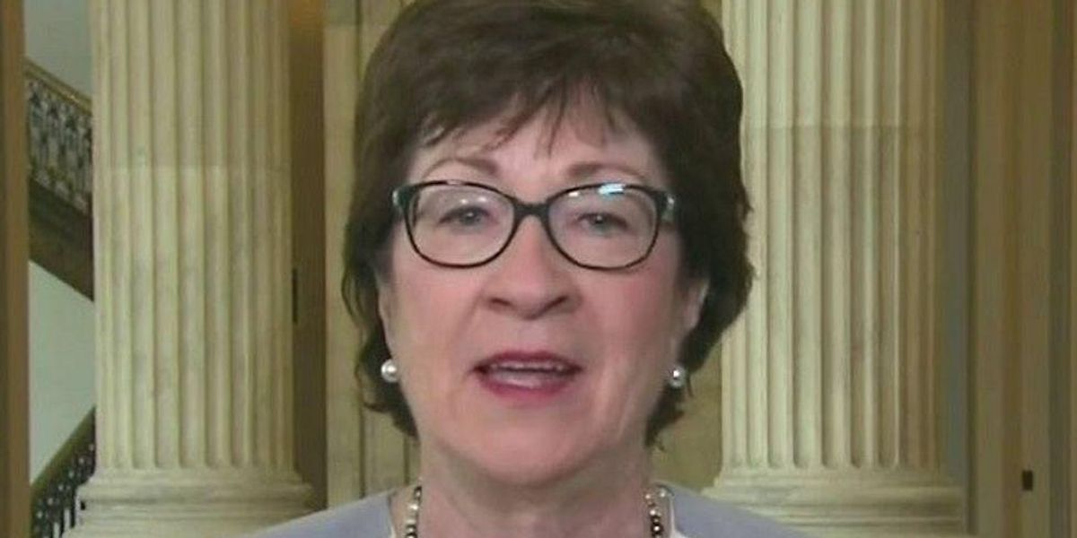 Susan Collins Wants To Tax Electric Cars For Not Paying The Gas Tax