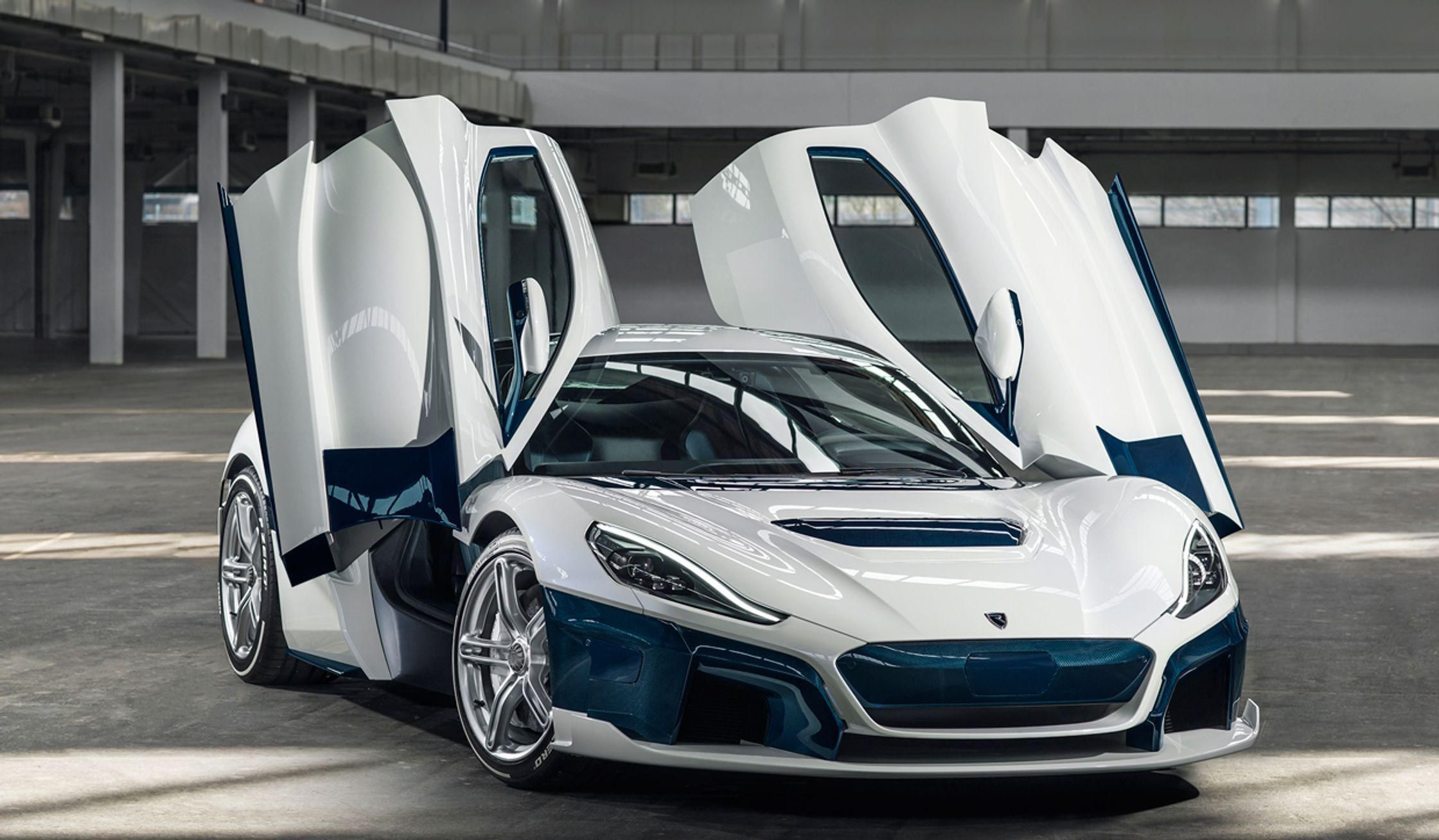 2021 Top 10 Tech Cars