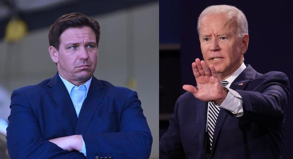DeSantis knocks Biden's messaging at G7: 'His performance probably played well with European elites, not sure there was much in it for Middle America'