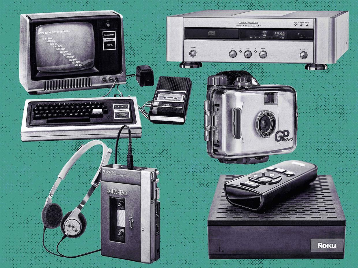 Consumer Electronics Hall of Fame