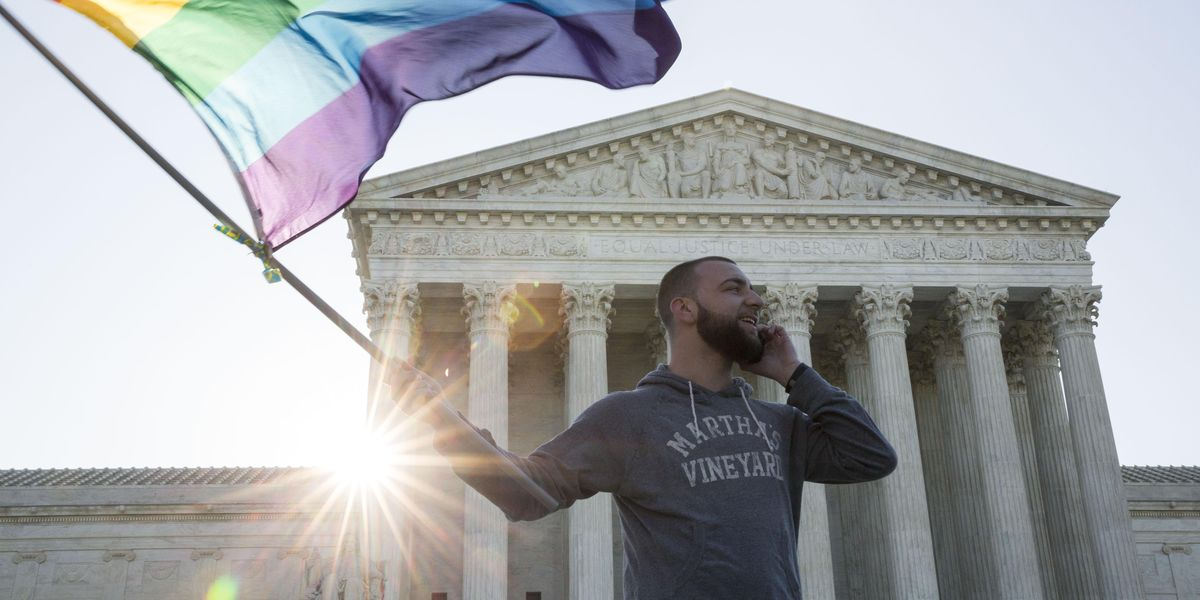 Poll Finds That Same-Sex Marriage Has a Record High Support in America