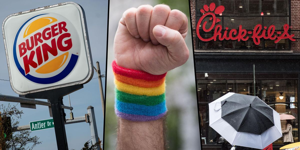 Burger King Trolls Chick-Fil-A by Donating Profits From Its New Sandwich to an LGBTQ Group