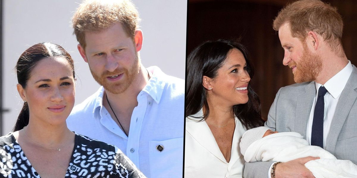 Prince Harry and Meghan Hit Back at Claims They 'Didn't Ask' Queen About Daughter's Name
