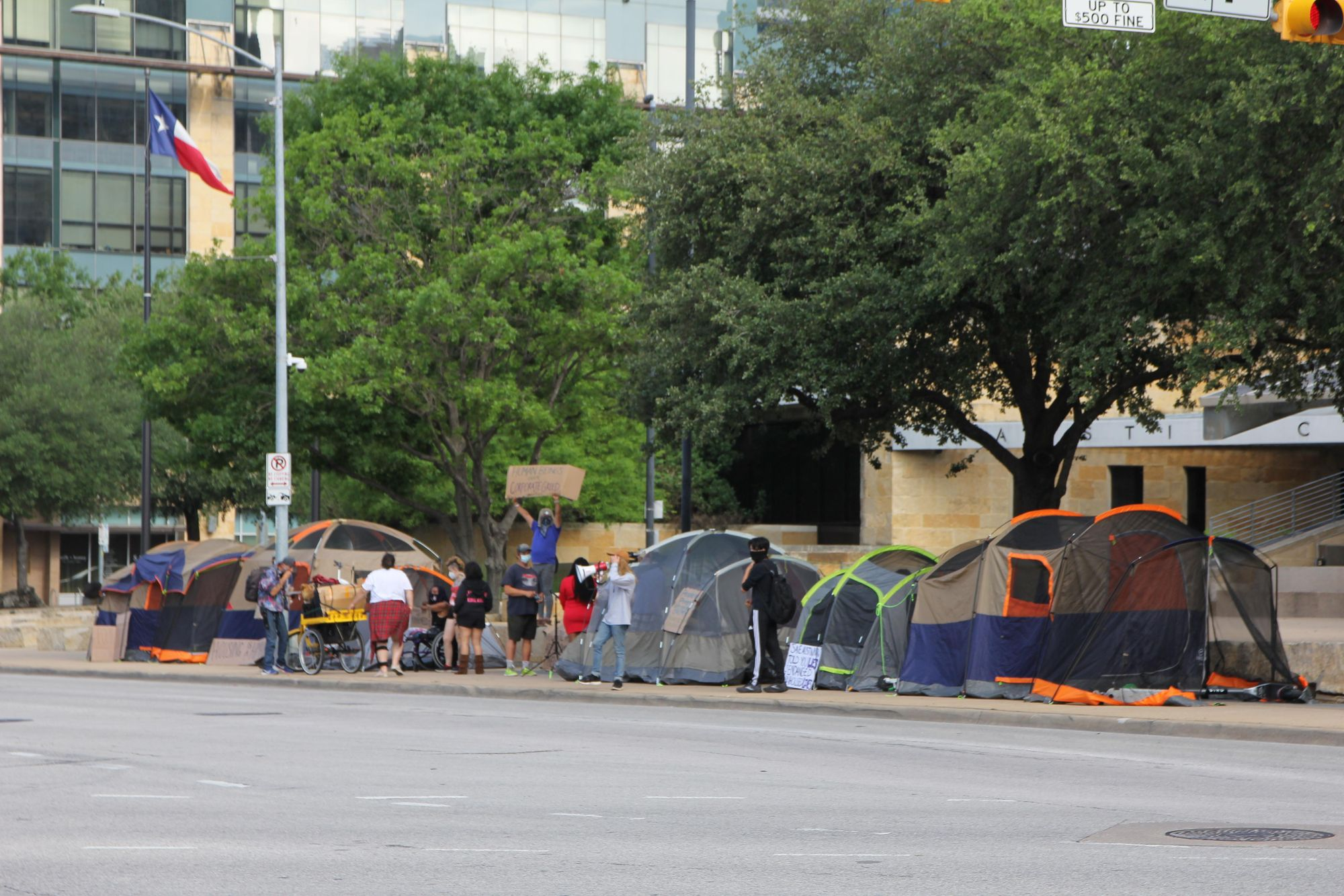 Austin City Council leaving for 6 week break without plans to address voter-backed camping ban
