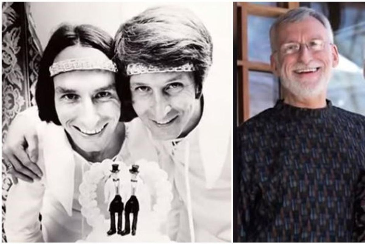 50 years ago, a gay couple outsmarted a court into letting them marry. Here they are today.