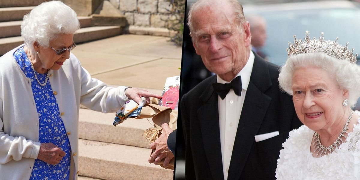 The Queen Celebrates Late Husband Prince Philip's 100th Birthday Just 2 Months After His Death