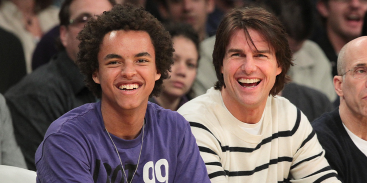 Tom Cruise and Nicole Kidman's Son Connor Unrecognizable After Debuting New Look
