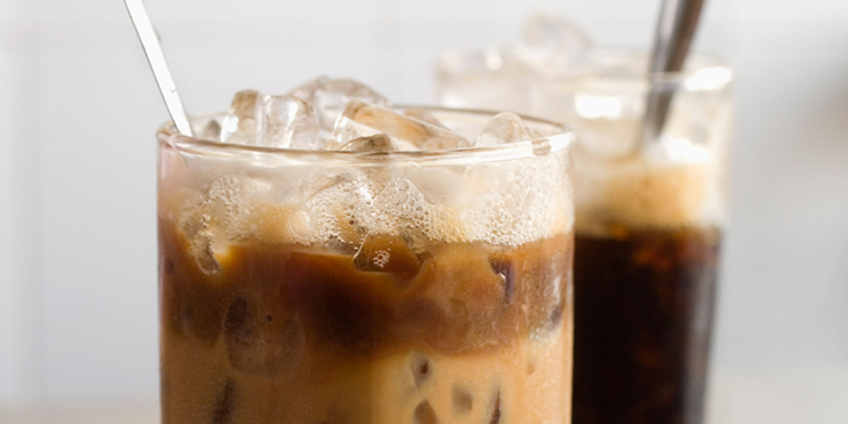 People Are Making Iced Biscoff Lattes and They Look Dreamy