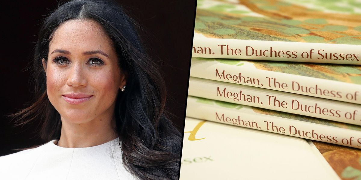 Meghan Markle To Send 2,000 Copies of Her Book to Libraries and Schools for 'No Cost'