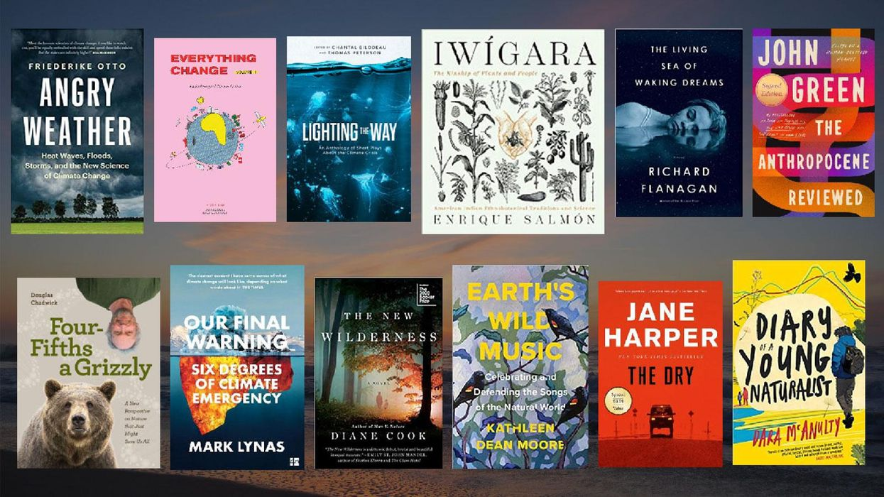12 Books to Get Your Summer Reading Started