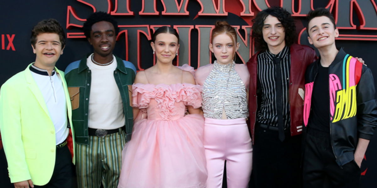 'Stranger Things' Unveils New Cast Members for Season 4