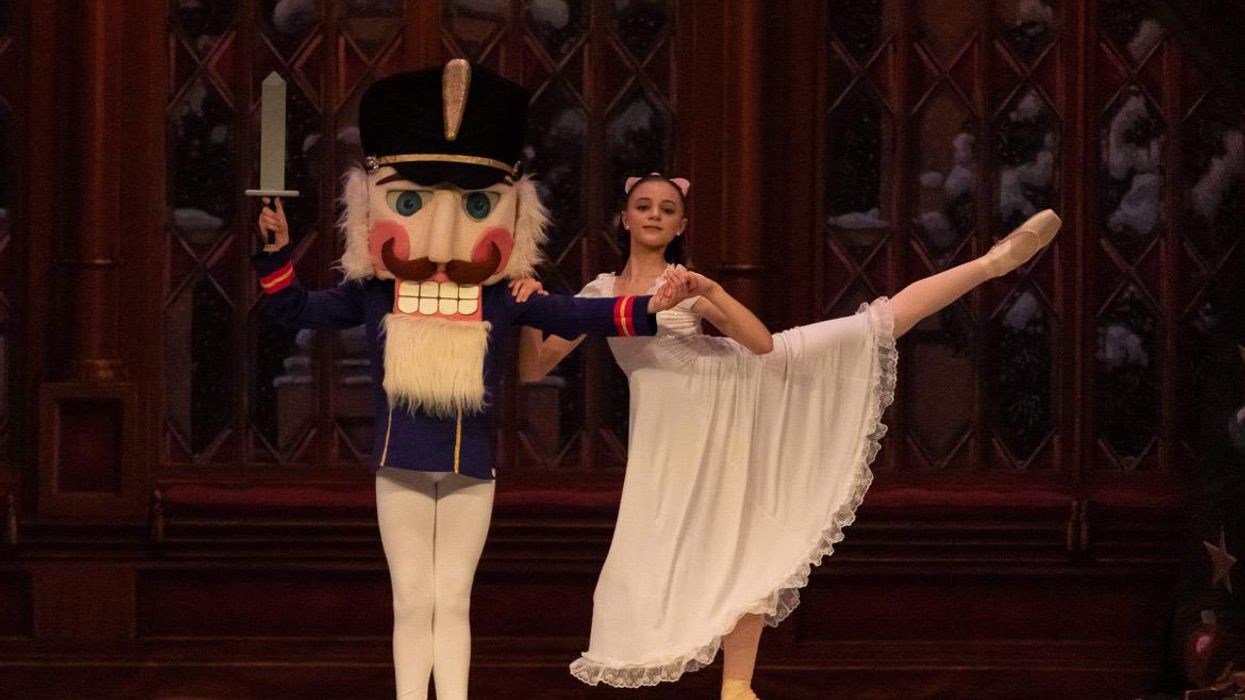 """Why This School Decided to Hold Its """"Nutcracker"""" in June"""