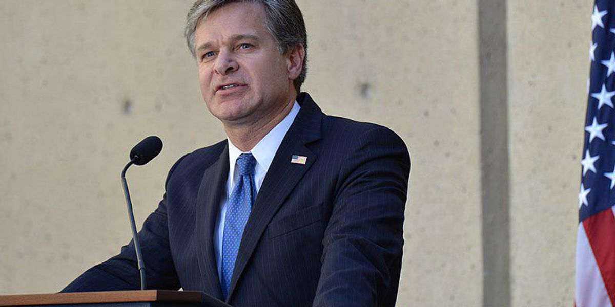 FBI Director Testifies Capitol Rioters Carried 'All Sorts Of Weapons'