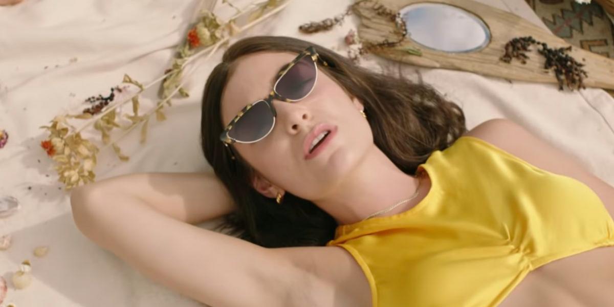 Lorde's Back as a 'Prettier Jesus' in 'Solar Power'