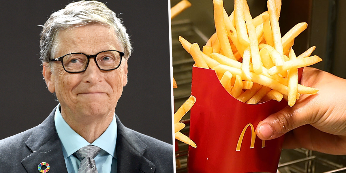 Potatoes for McDonald's Fries Are Reportedly Grown on Bill Gates' Farmland