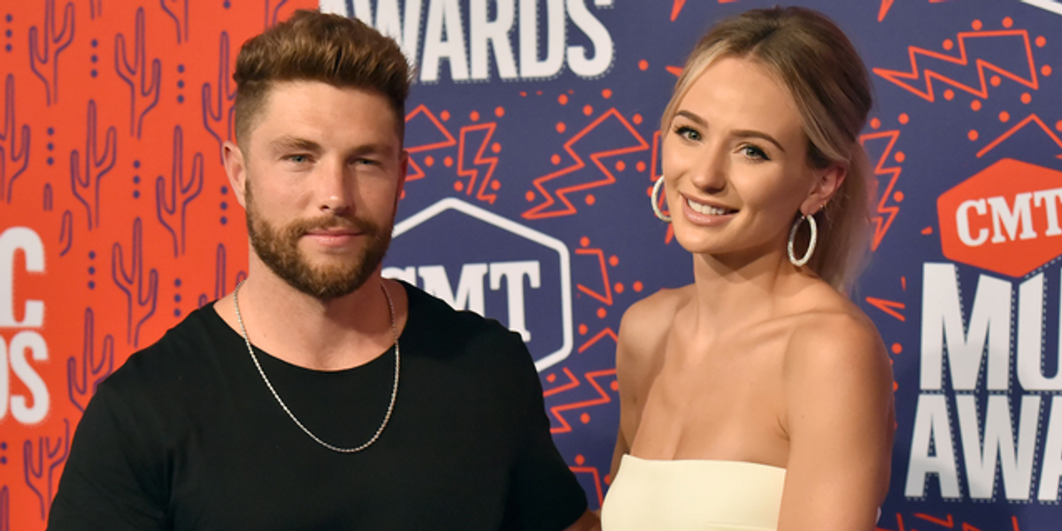 'Bachelor' Stars Lauren Bushnell and Chris Lane Welcome Their First Child