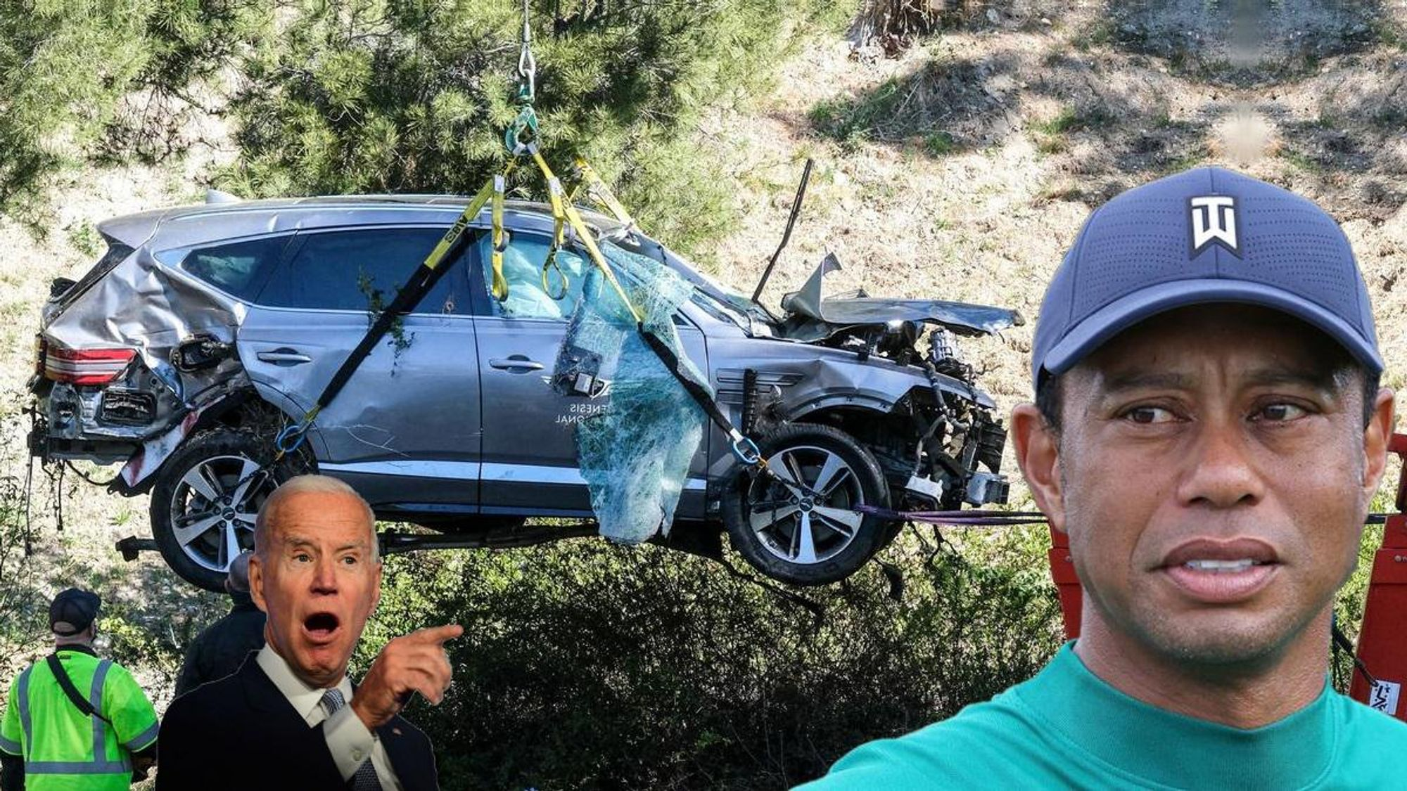 Did Joe Biden Try to Have Tiger Woods Assassinated?
