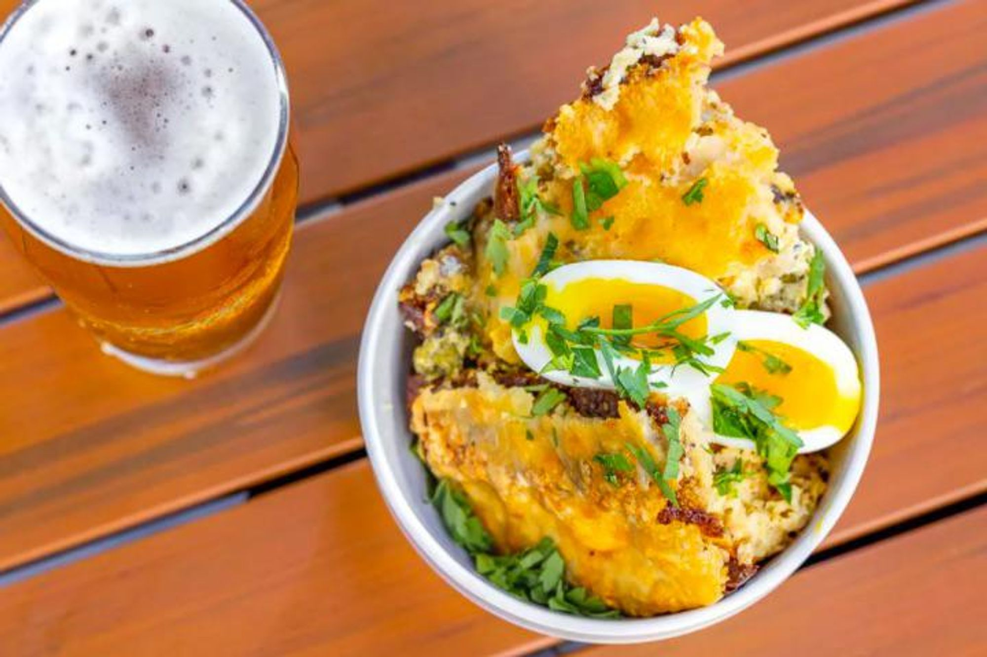 First Taste: Harmonic Brewing teams with Neighbor Bakehouse for Thrive City taproom with legit food