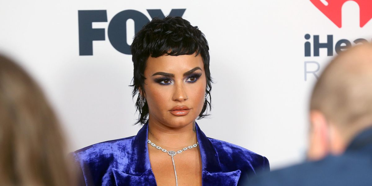 Demi Lovato Says They're 'Still Learning' After Fro-Yo Drama