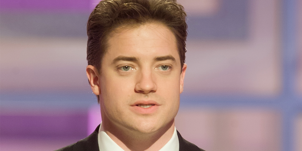 Brendan Fraser Takes on a Dramatic New Look as He Prepares For 600lb Movie Role