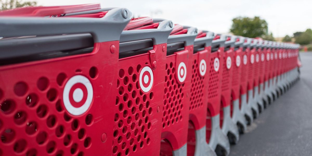 California Couple Place $1000 Cash in Baby Items at Different Target Stores to 'Give Back' To Other Parents