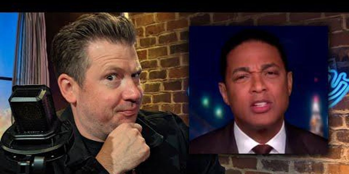 LOUDER WITH CROWDER: Who ACTUALLY divides Americans? Don Lemon pushes race-baiting narrative