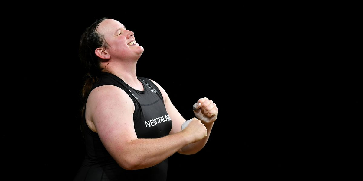 Laurel Hubbard Becomes First Trans Olympic Athlete