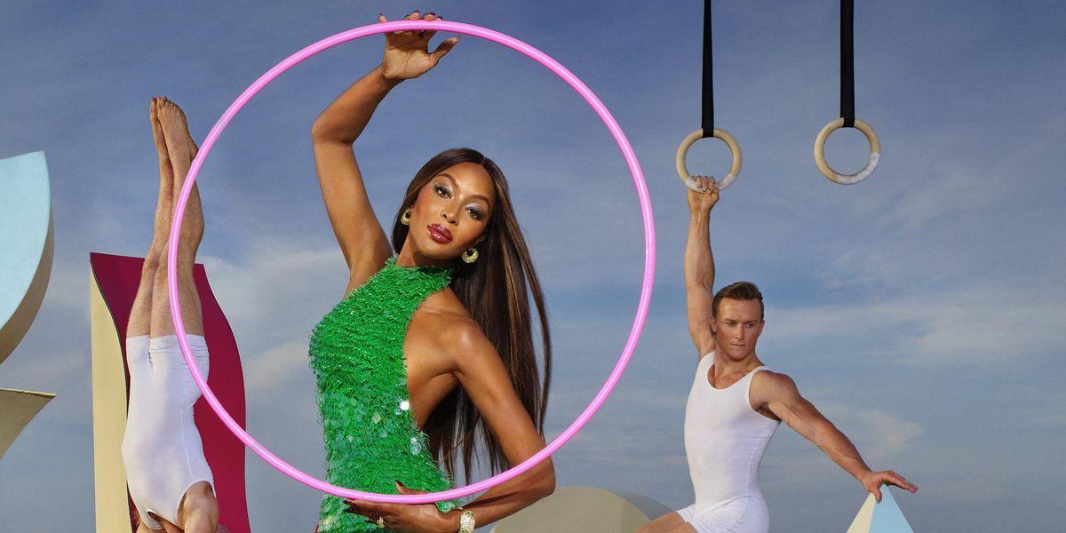Naomi Campbell and David LaChapelle Make Magic for Bottega Veneta