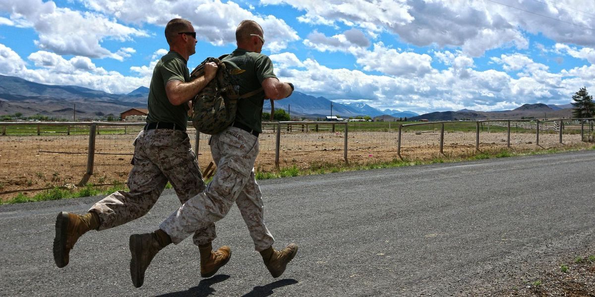 Drill Sergeants Share The Funniest Thing They've Ever Seen A Private Do