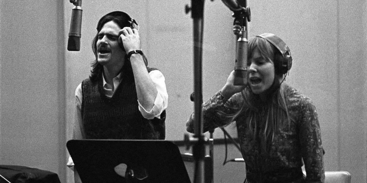 """Joni Mitchell Releases """"Blue 50"""" EP of Outtakes and Unreleased Tunes"""