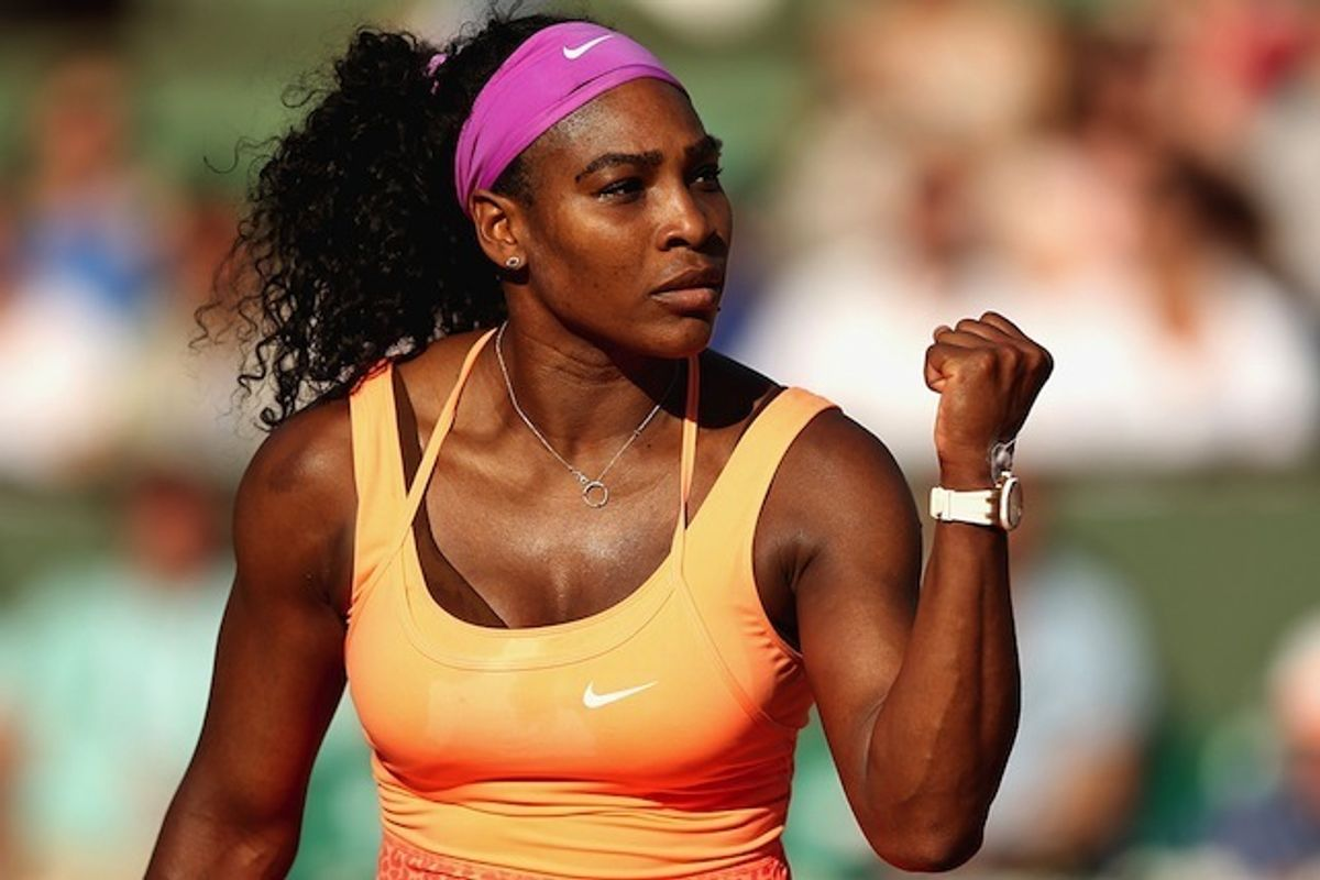 If You're Going to Steal a Cell Phone, Make Sure It Doesn't Belong to Serena Williams